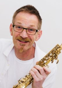 Saxofon Jonny Möller