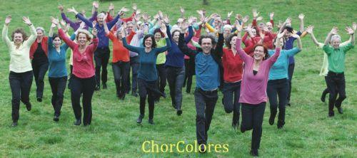 ChorColores Konzert