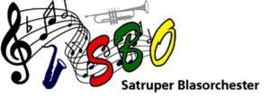 Logo vom Satruper Blasorchester