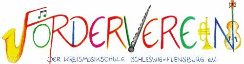 Logo Förderverein der Kreismusikschule Schleswig-Flensburg