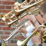 Trompeten mit Druckventilen