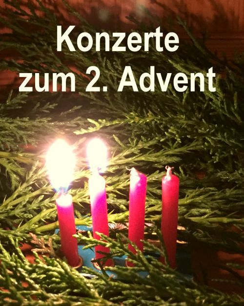 Konzert 'Musica Laetitia' zum 2. Advent 2018