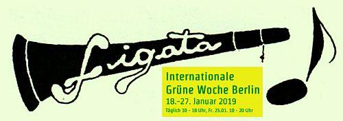Klarinetten-Ensemble 'Figata!' in Berlin zur Grünen Woche 2019