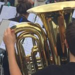 Aus der Familie der Blechblasinstrumente: Das Horn