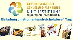 """""""Instrumenten-Streichelwiese"""" Tarp 2019"""
