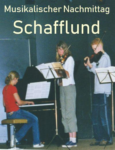 Musikalischer Nachmittag in Schafflund