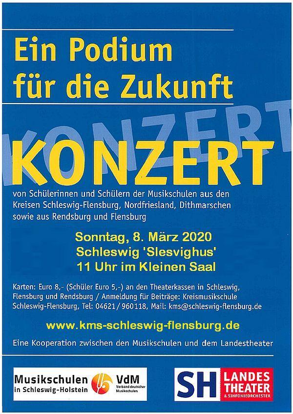 Ein Podium für die Zukunft - 8.3.2020