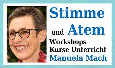 2. Workshop Stimme: Stütze beim Sprechen und Singen