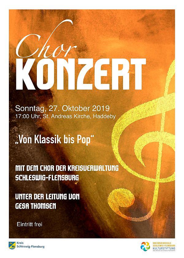 Chor-Konzert 27.10.2019