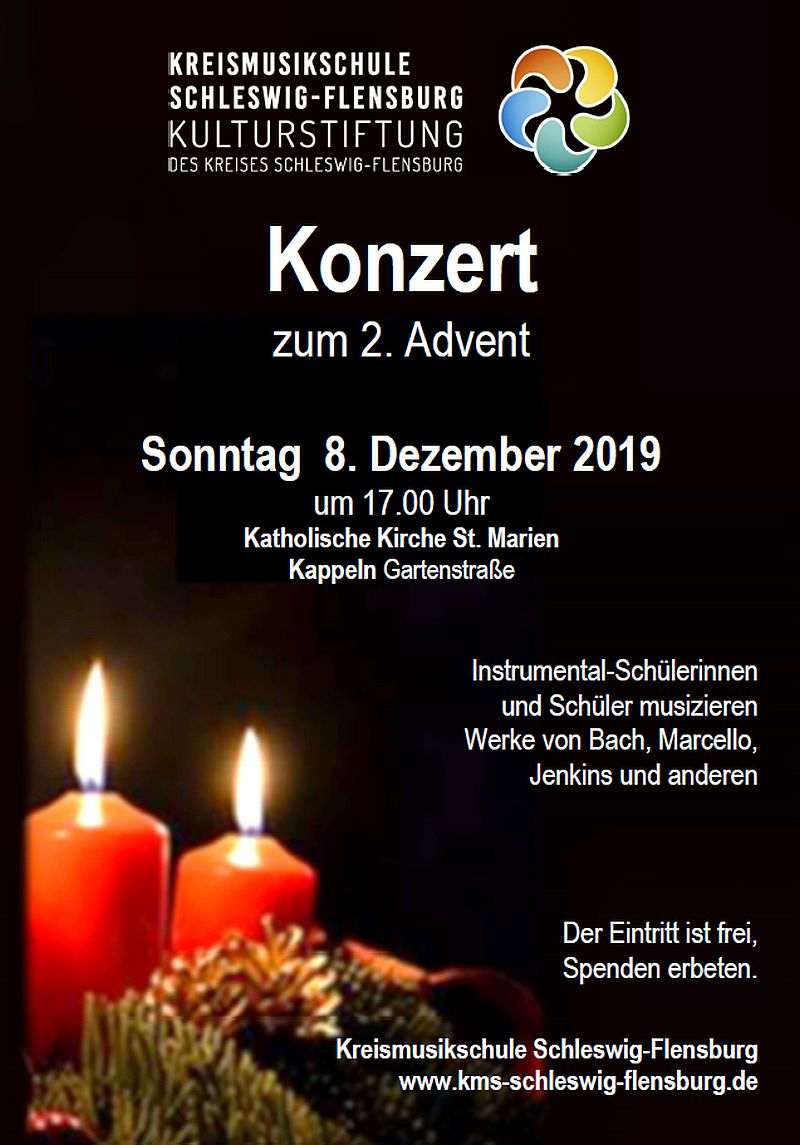 Konzert zum 2. Advent