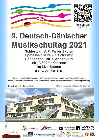 DDM 2021 - 9. Dänisch-Deutscher Musikschultag